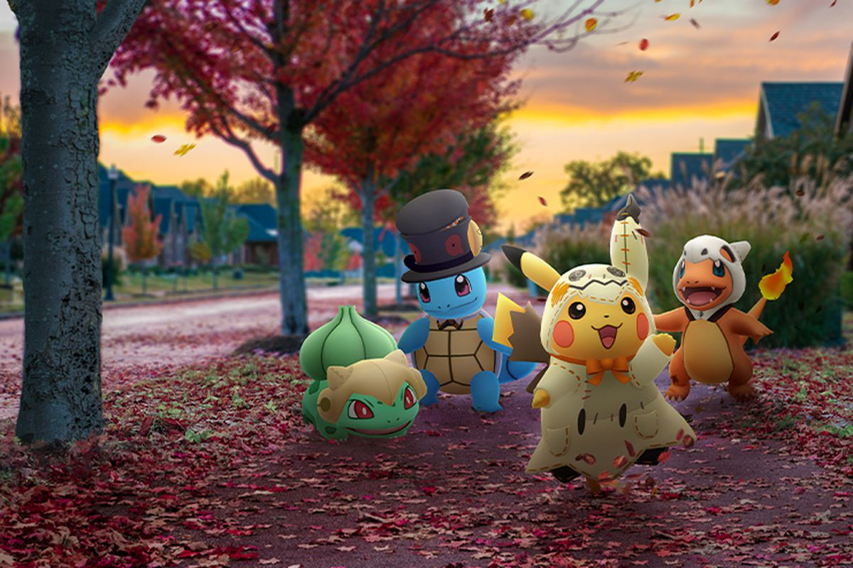 Quest Rewards Halloween Event 2020 Pokémon Go Halloween 2019 event guide: field research, rewards