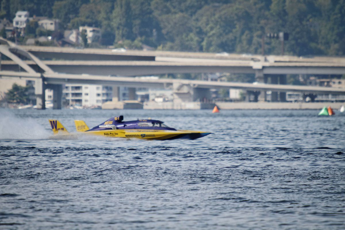 Seattle weekend traffic: Seafair and the Blue Angels