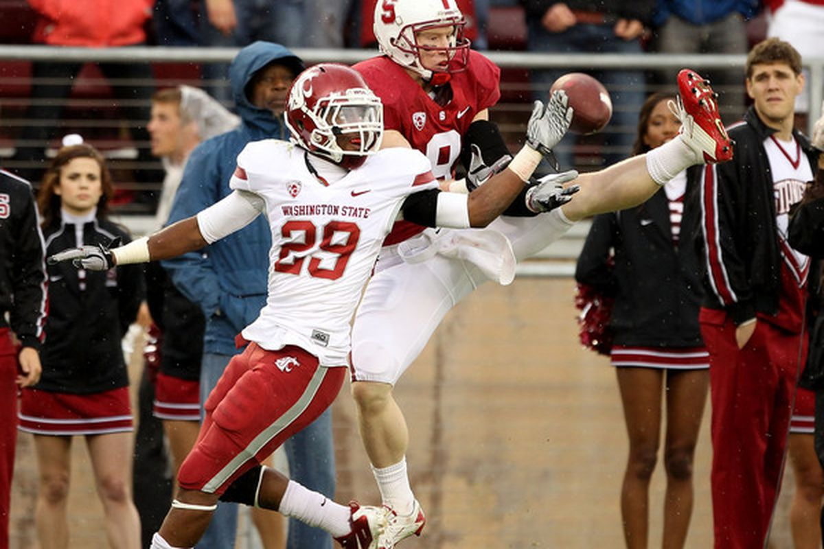 Washington State has not put up any stellar numbers defensively in 2010.  Does that mean they are a terrible defense making the opposition look good, or could it be that those teams perform well no matter who they are up against?