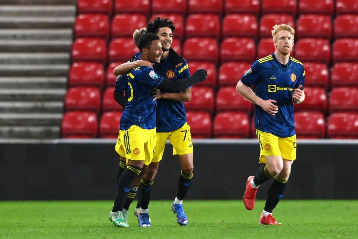 Sunderland v Manchester United U21 - Papa John's Trophy