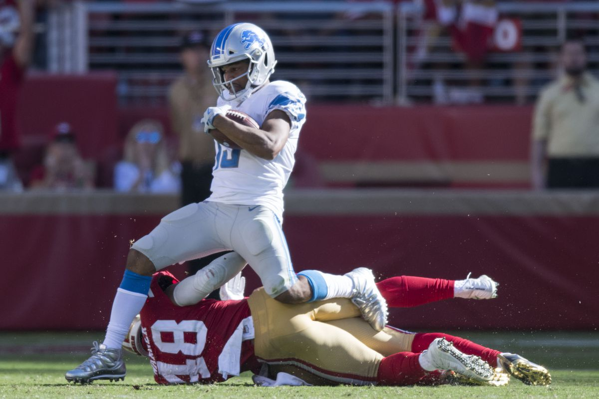 NFL: Detroit Lions at San Francisco 49ers