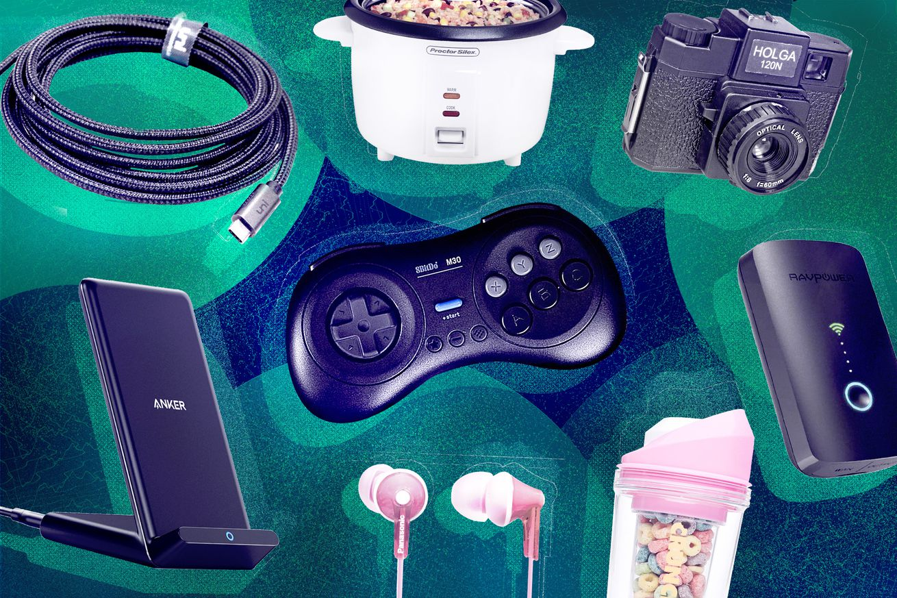 The Verge's 10 favorite gadgets that cost less than