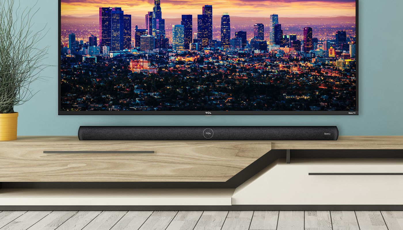 TCL announces its first soundbars and a 75-inch version of the