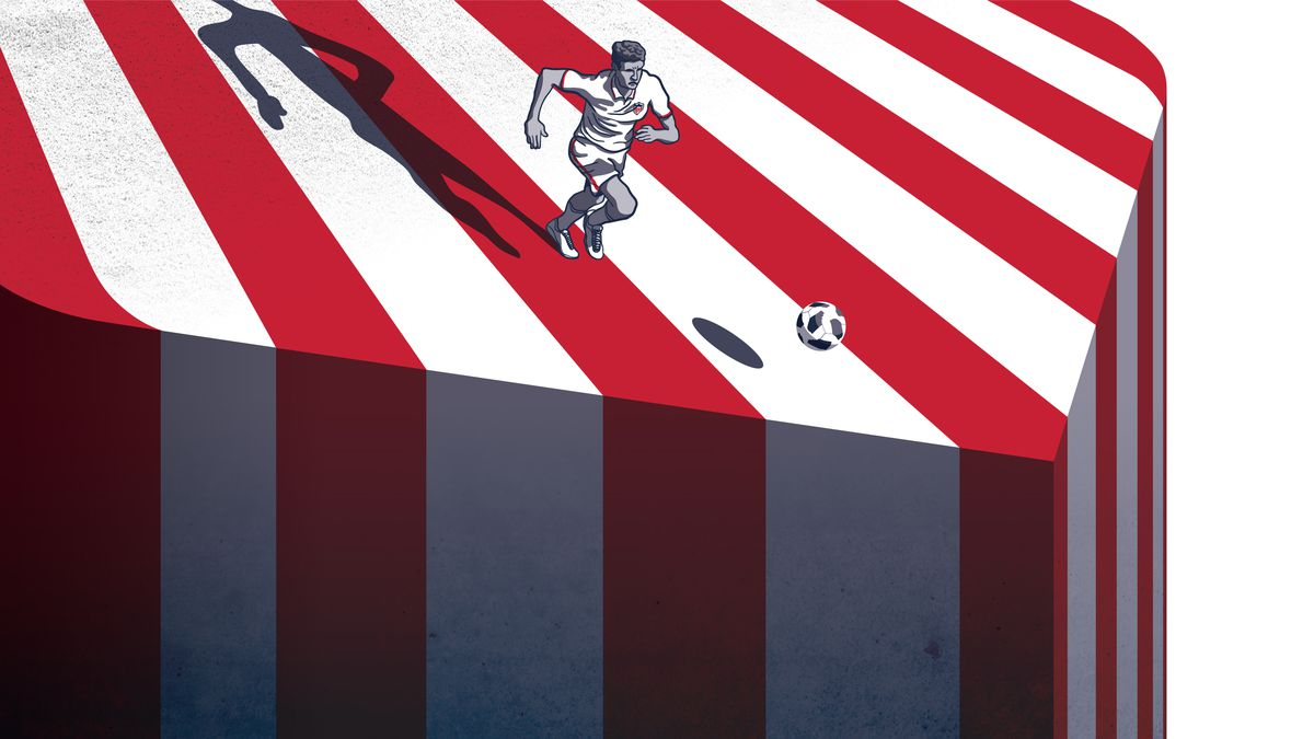 577188558acf Own Goal  The Inside Story of How the USMNT Missed the 2018 World ...