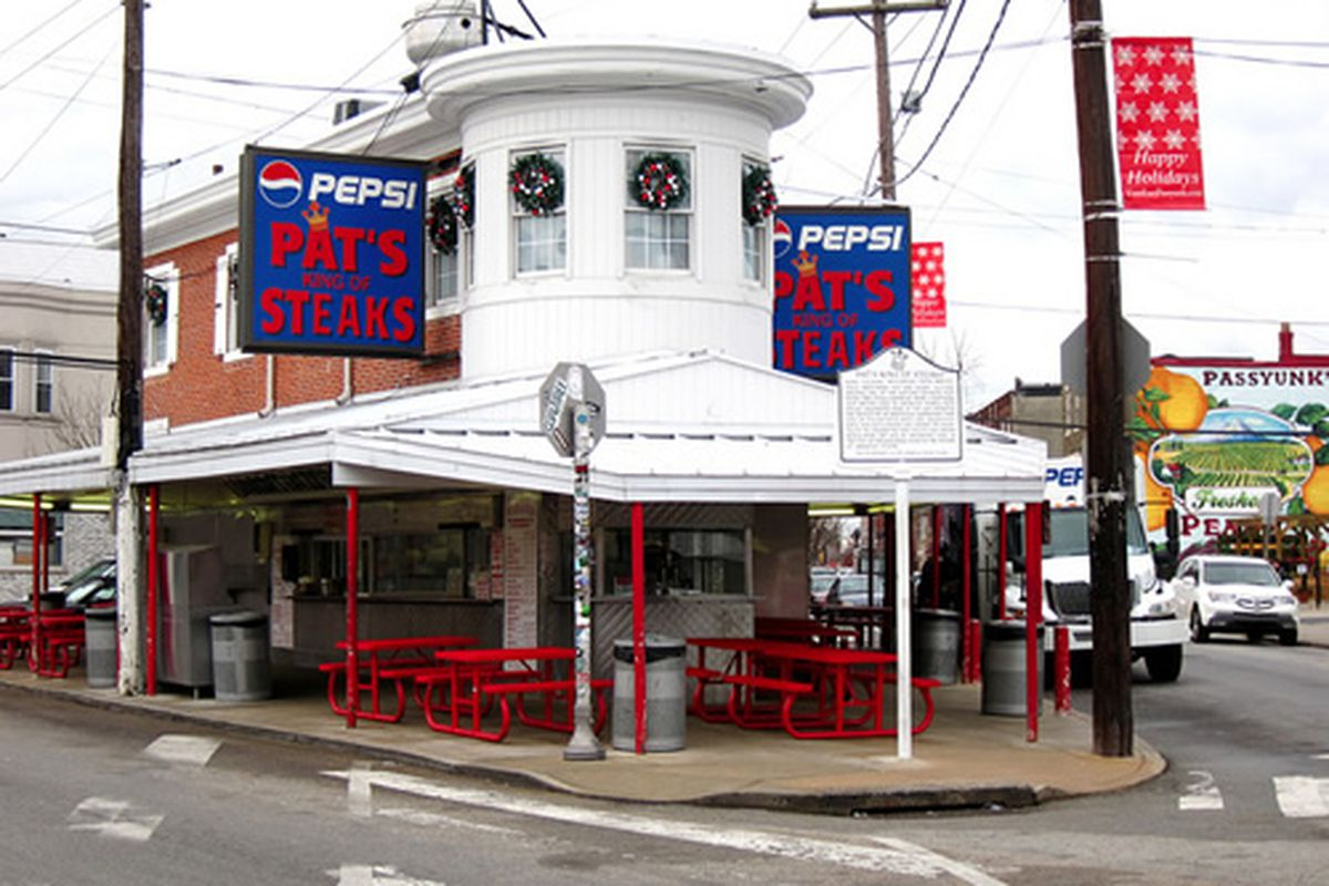 Pat's Steaks, Philadelphia