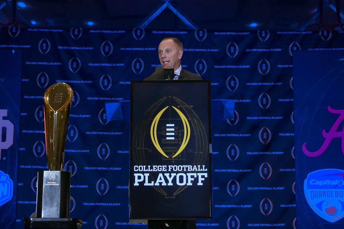 College Football Playoff Selection Committee Rankings.