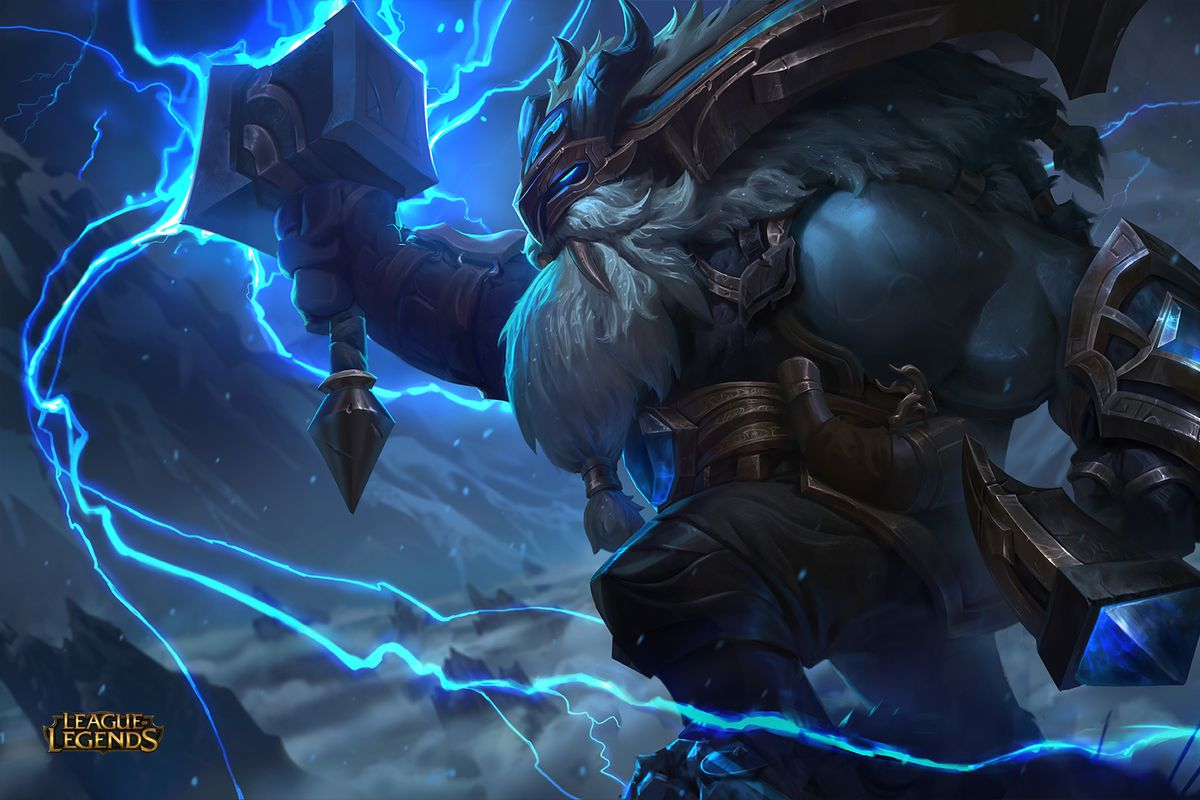 Ornn Will Be Disabled At Worlds 2017 The Rift Herald