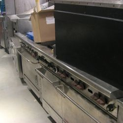 The kitchen, which will be largely open.