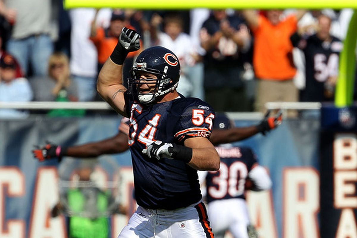 Do you want to see this guy back on the field for the Bears?