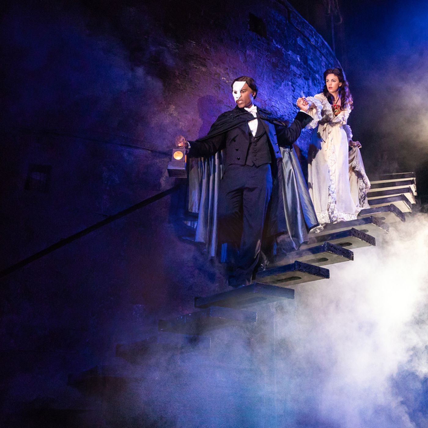The Phantom Of The Opera Revival Makes The Most Of Show S