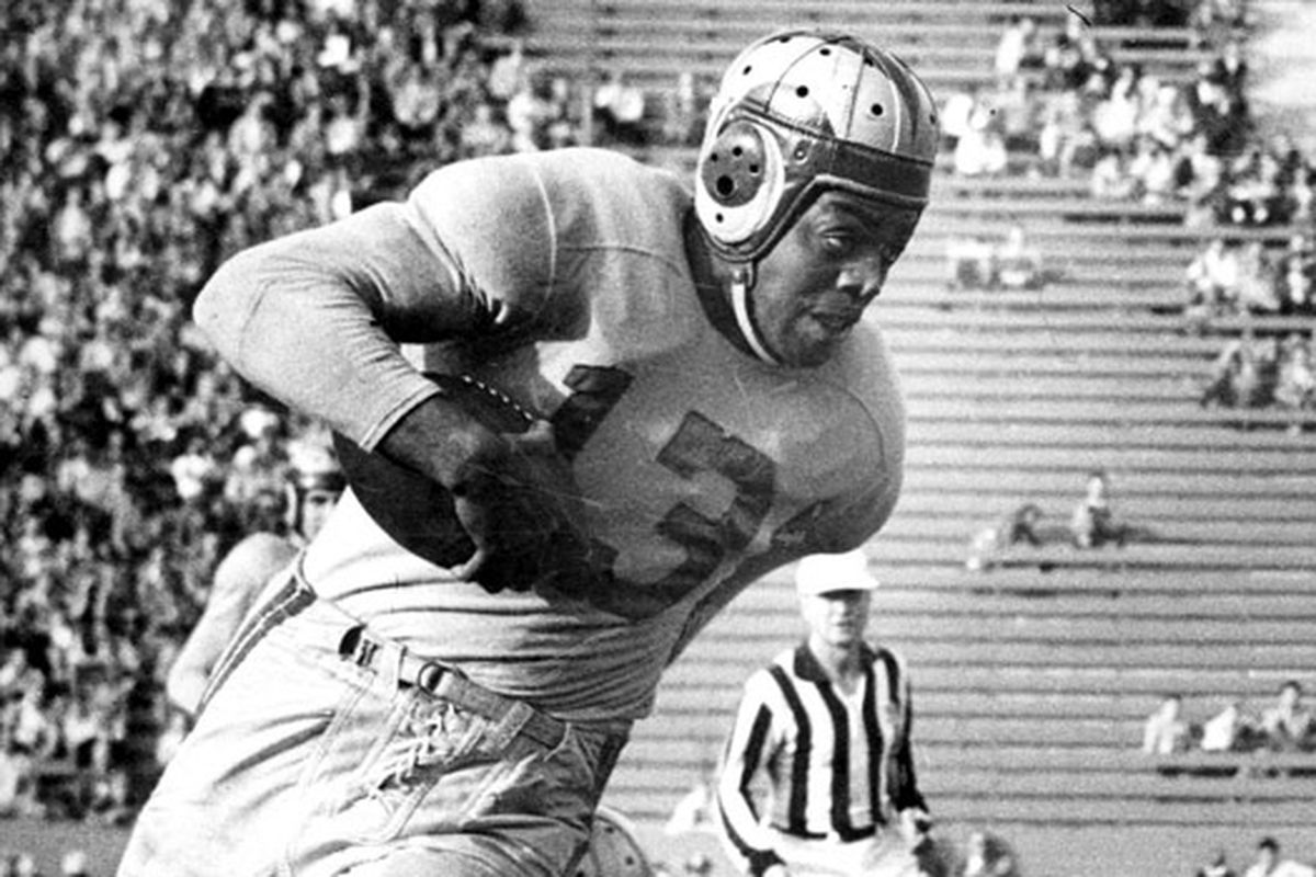 Rams drafted NFL's first black player, and its first ...
