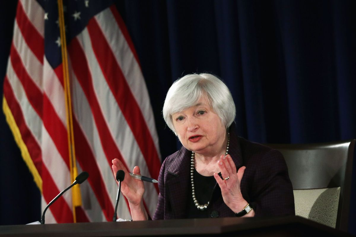 What will Janet Yellen do next? People like Jeb Hensarling want to make answering this question much easier.