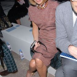 Anna Wintour attends the Erdem show at London Fashion Week Spring/Summer 2012 on September 19, 2011 in London, United Kingdom