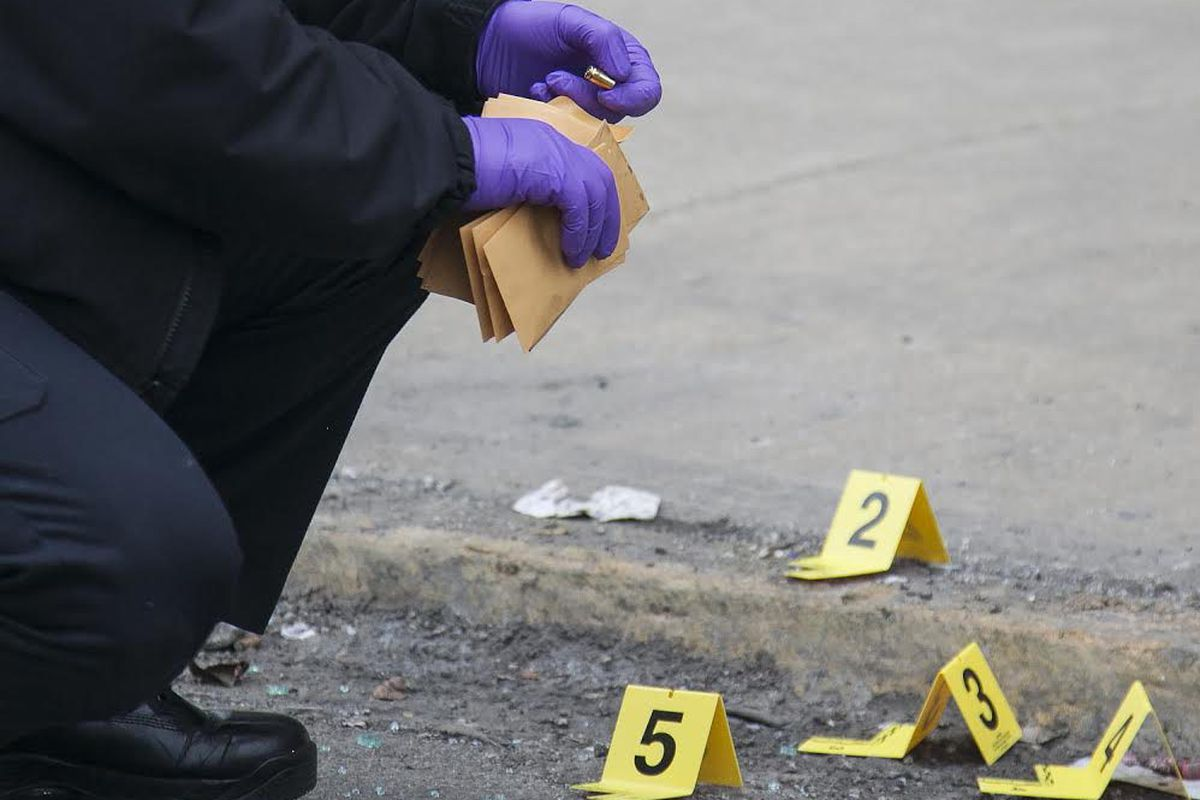 A 31-year-old man was fatally shot Oct. 17, 2021, in West Garfield Park.