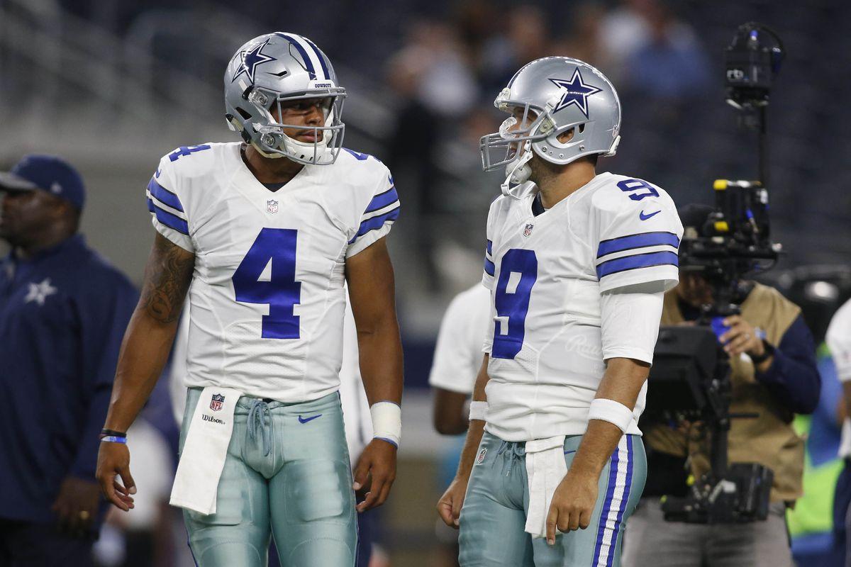 5c24dedd7 Dak Prescott won the Cowboys QB job, but it didn't happen overnight ...