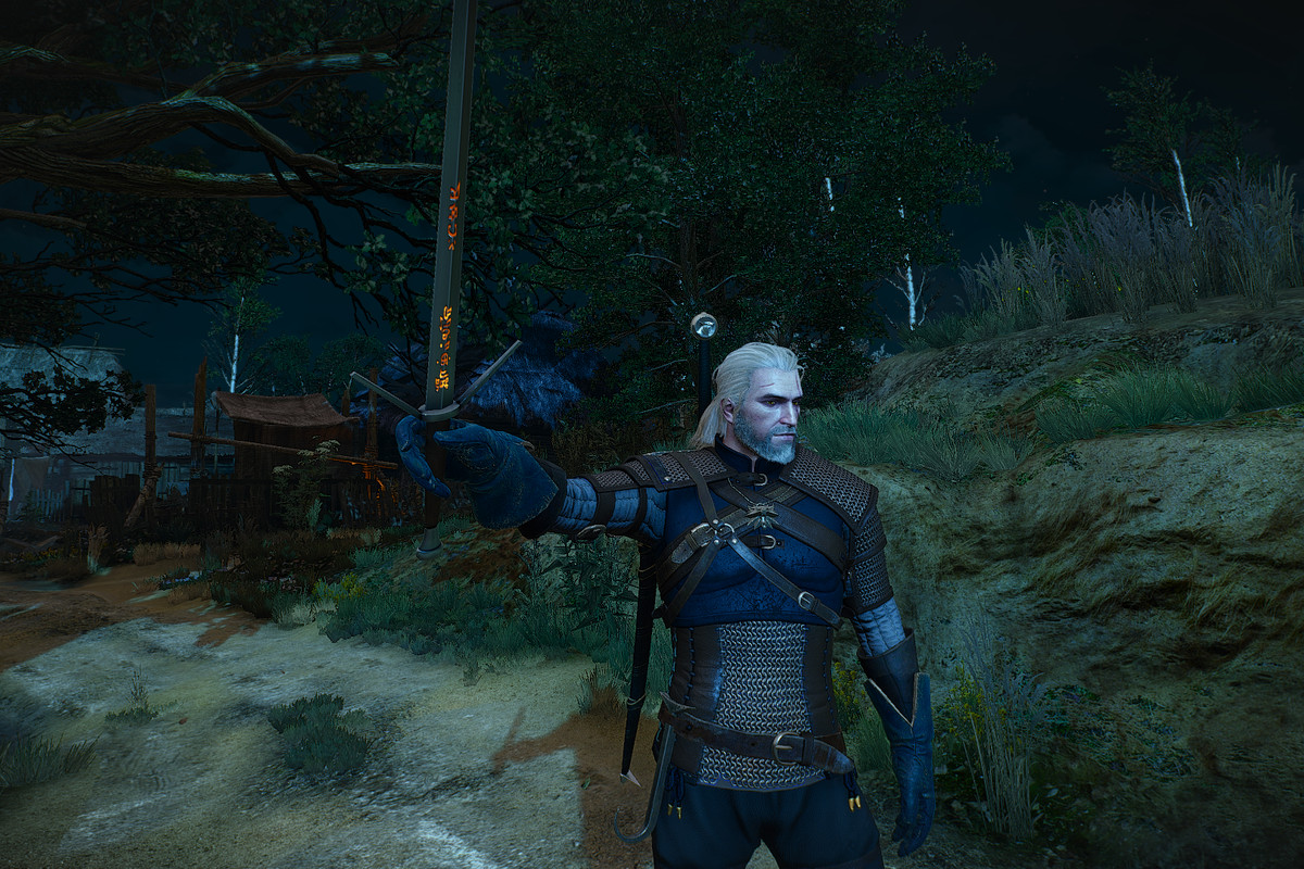 The Witcher 3 Viper School Gear scavenger hunt locations map