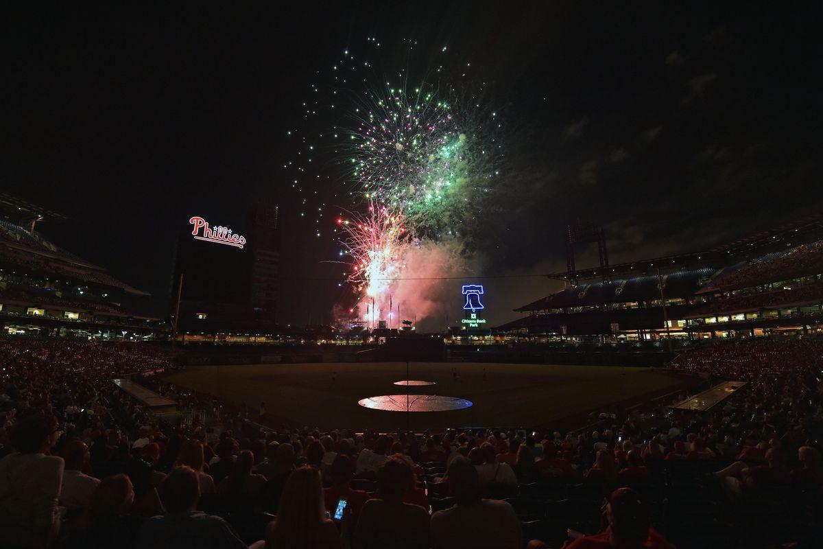 San Diego Padres v Philadelphia Phillies