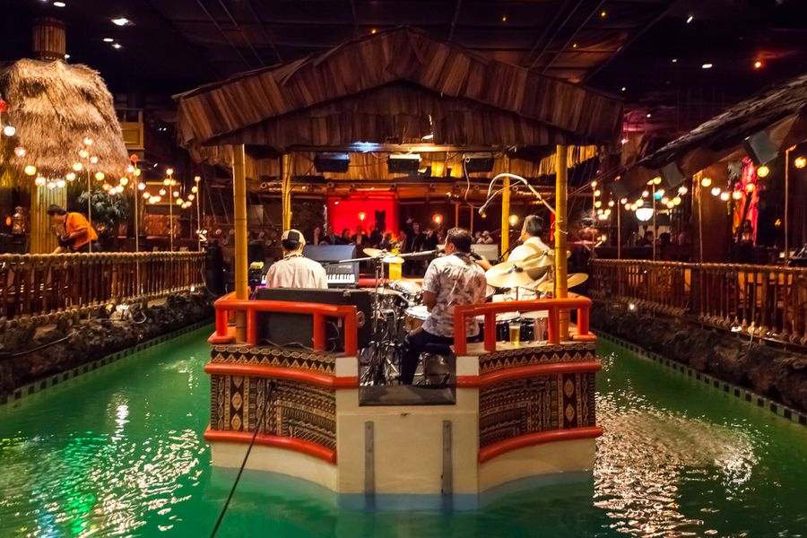 The Tonga Room, Thursday, 10 p.m. - Eater SF