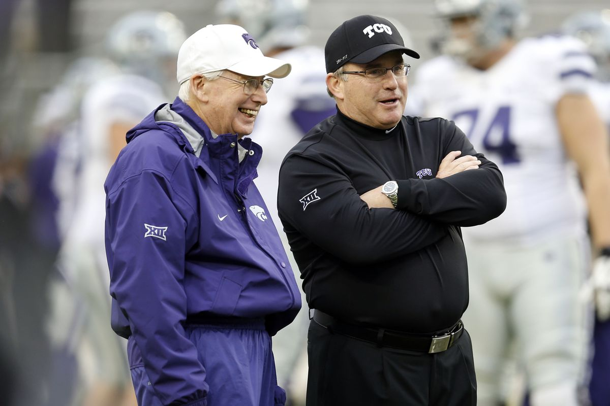 DID YOU KNOW: Bill Snyder was Gary Patterson's mentor when they never worked together.