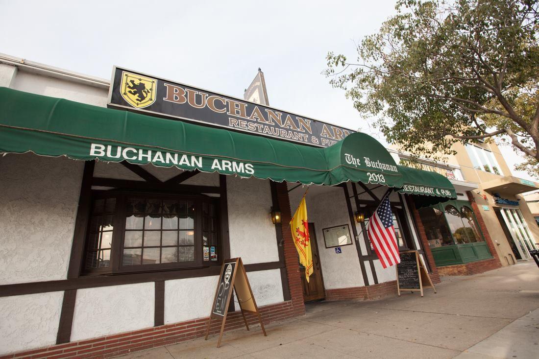 Buchanan Arms