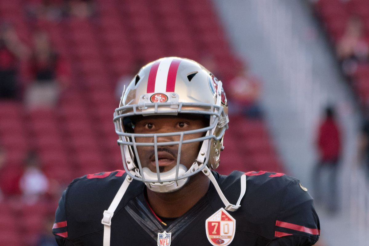 Ahmad Brooks released by 49ers