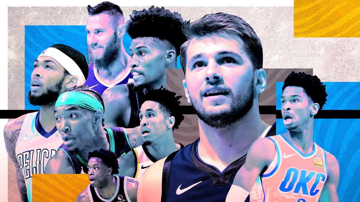Luka Doncic And The Nba S Most Pleasant Early Surprises
