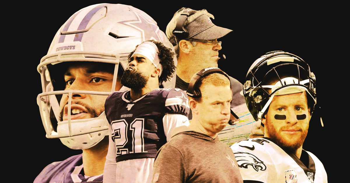 The Starting 11: Who Really Wants to Win the NFC East? - The Ringer
