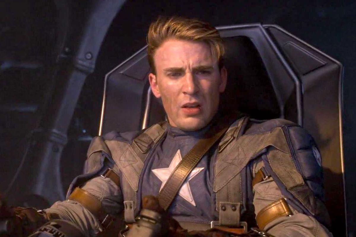 Captain America's final Avengers: Endgame scene is not a