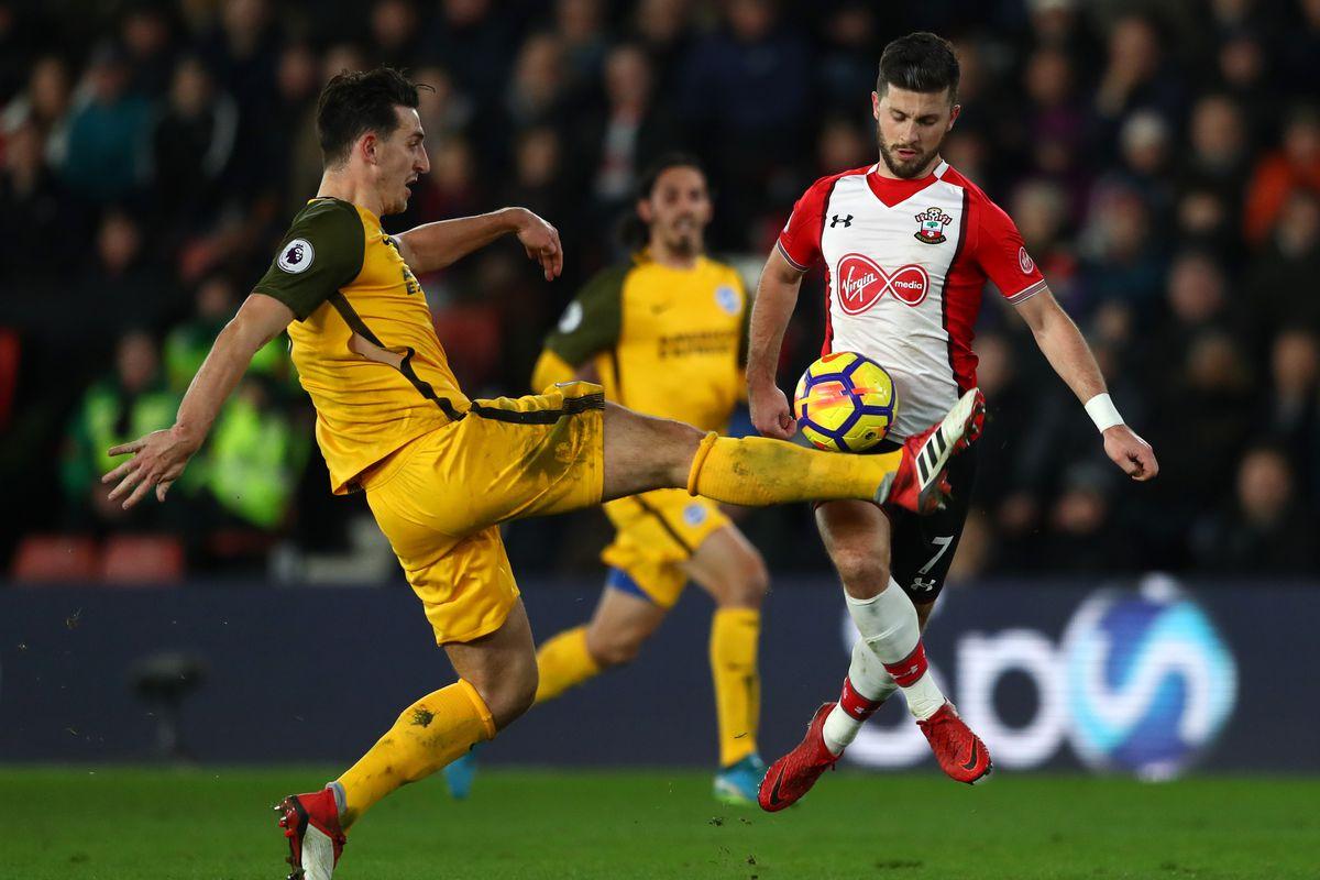 Southampton v Brighton and Hove Albion - Premier League
