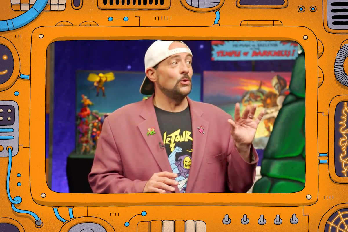 Kevin Smith at Netflix Geeked