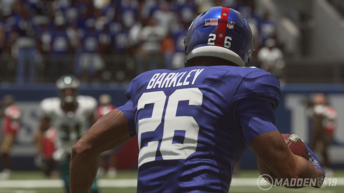Madden NFL 19 is a game for longtime players, for better or