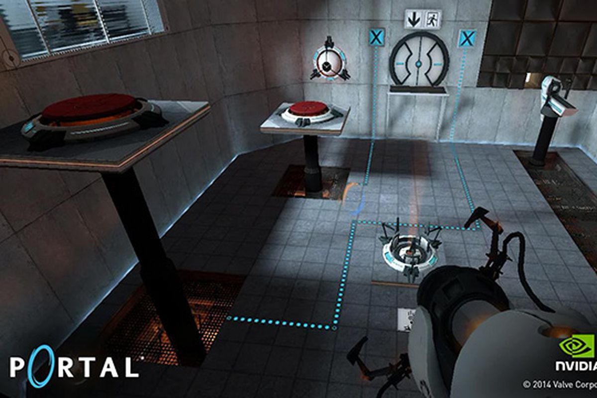 Half-Life 2' and 'Portal' arrive on Android, but only for the Shield