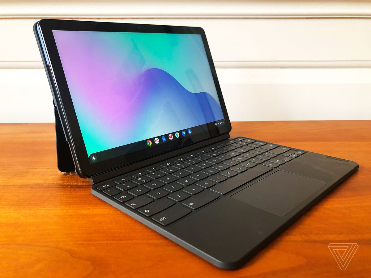 Best Laptops 2020: Lenovo Chromebook Duet