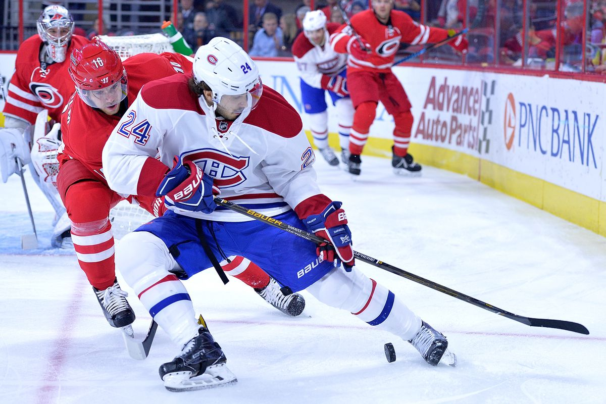 Canadiens Vs Hurricanes Preview Tale Of The Tape And How To Watch Eyes On The Prize
