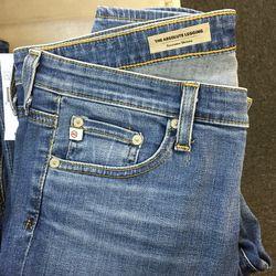 Absolute legging denim jeans, $79 (were $215)