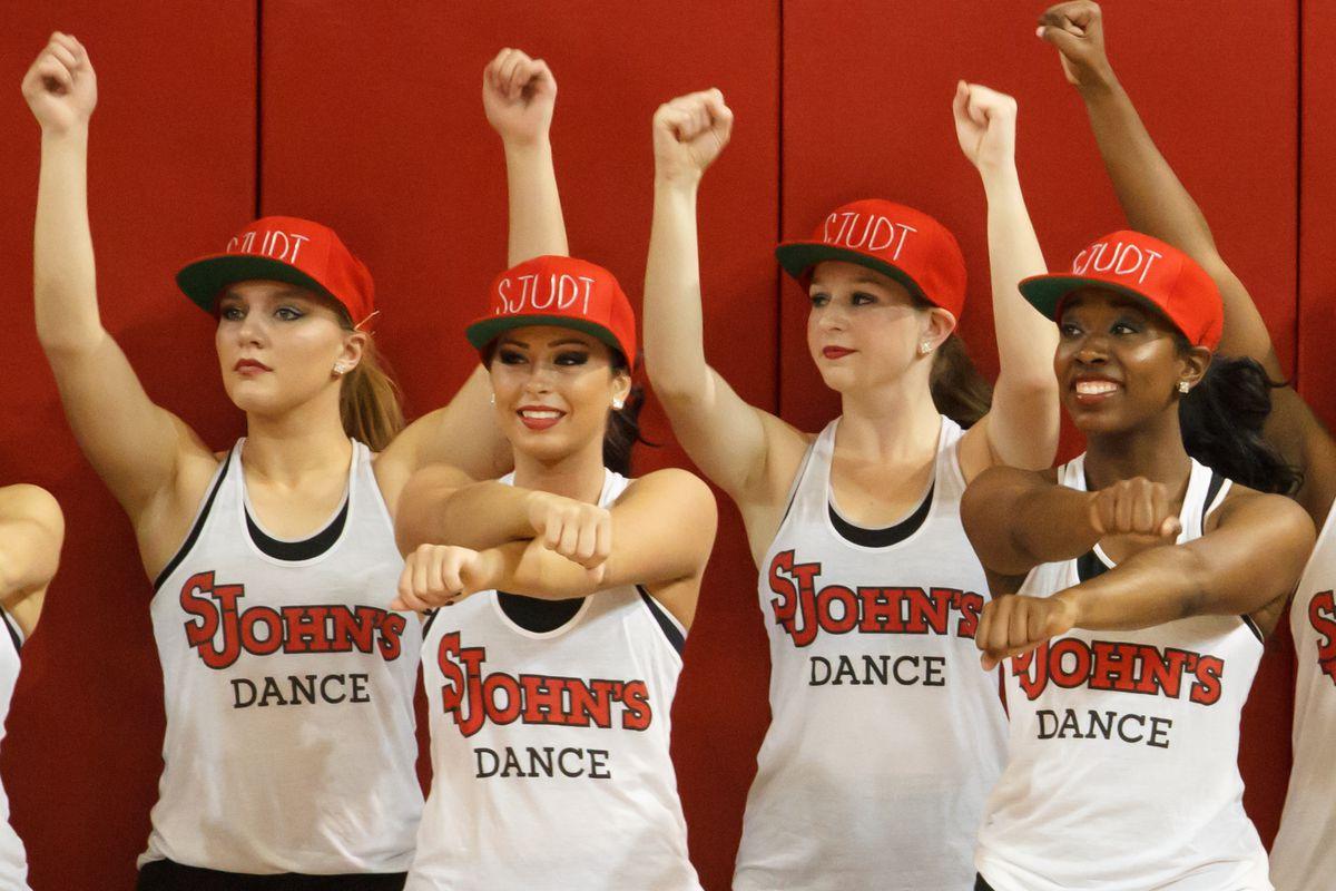 St. John's Dance Team
