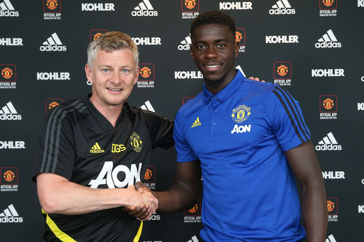 Andreas Pereira and Axel Tuanzebe Sign New Contracts at Manchester United