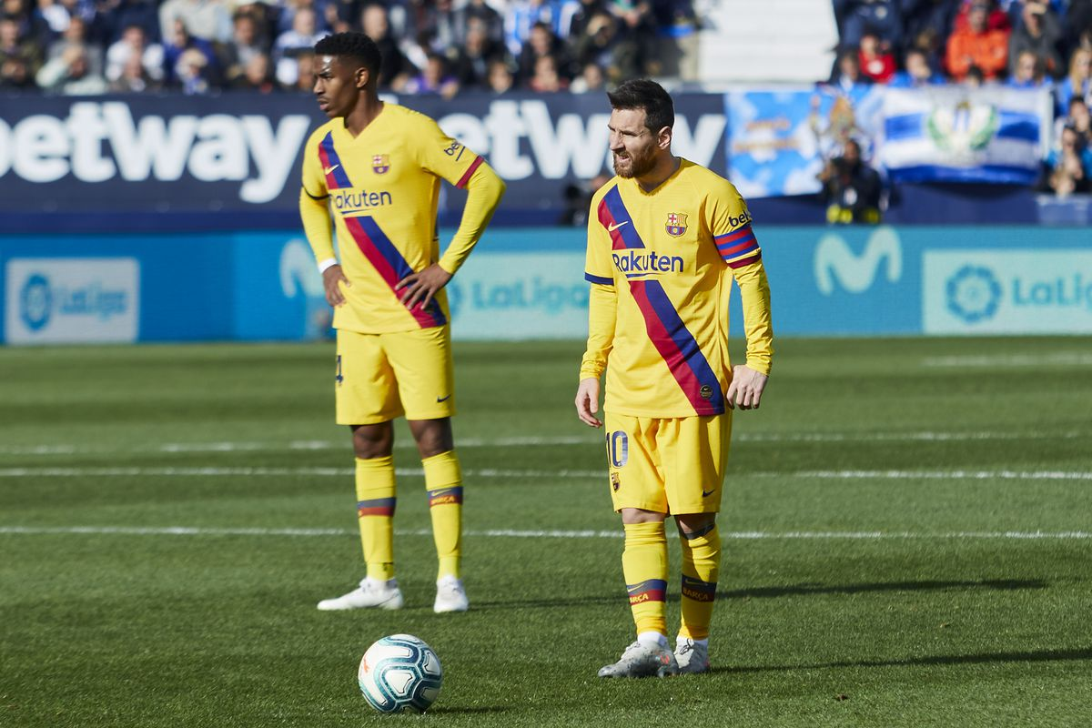 Three things we learned from Barcelona's win over Leganes