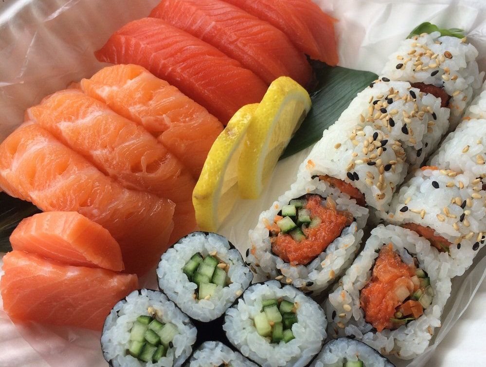 14 Sushi Restaurants to Try in Portland, Mapped - Eater Portland