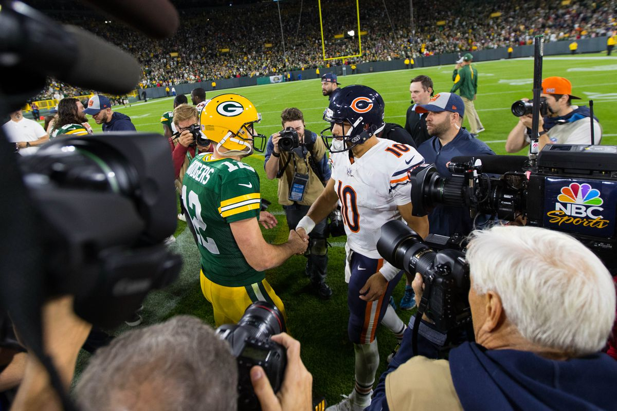 Bears Vs Packers Game Previews Playoff Scenarios Channel