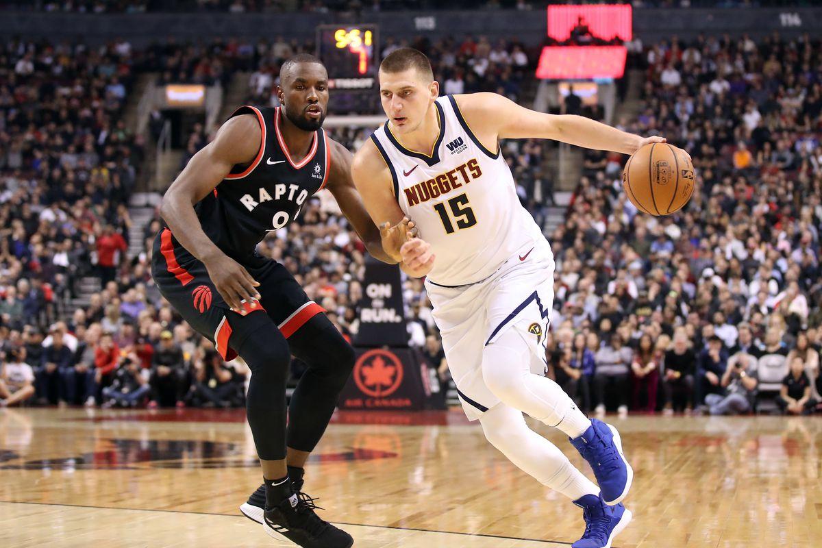 Game Recap  Raptors lose close one to Nuggets 8a62121cd
