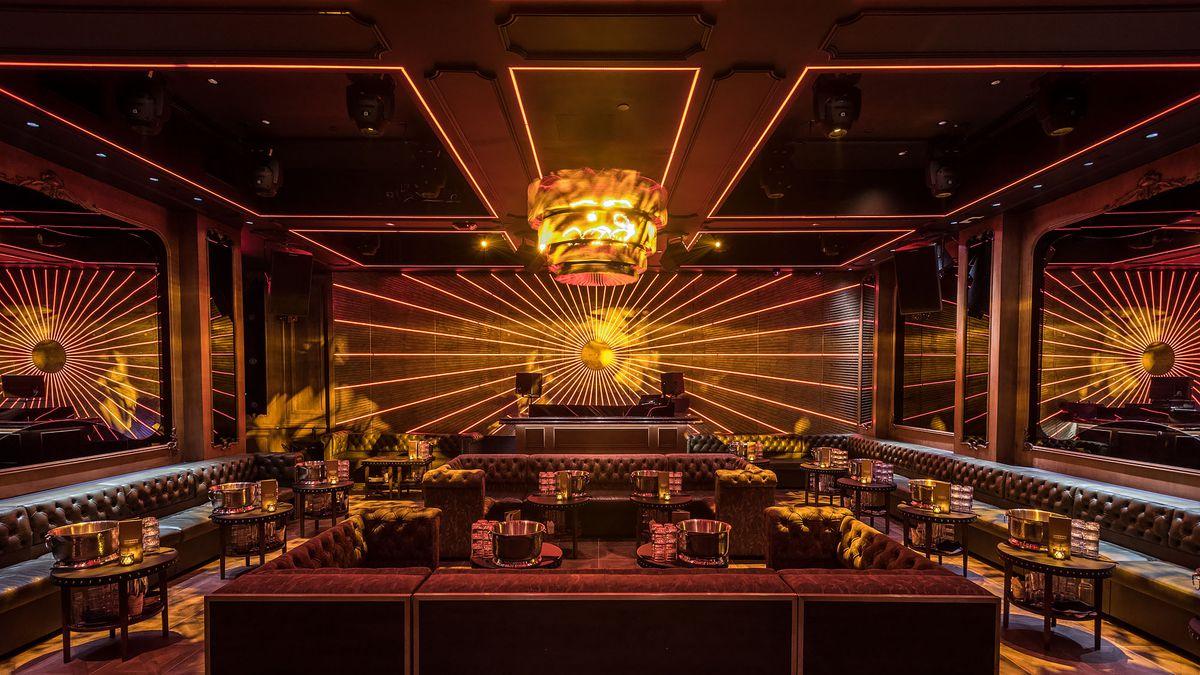 Inside Avenue, a Grand Estate Nightclub Opening in Hollywood - Eater LA