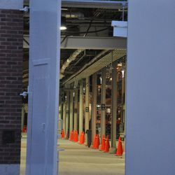 Another look inside Gate K -