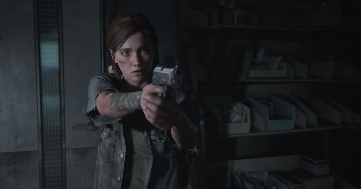 Watch nearly 24 minutes of new gameplay from The Last of Us Part II