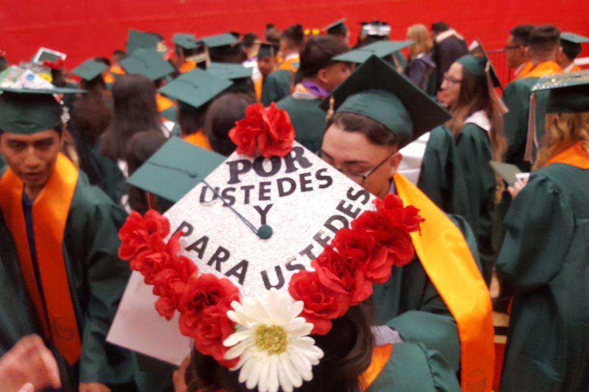 Adams City High School 2019 graduates.