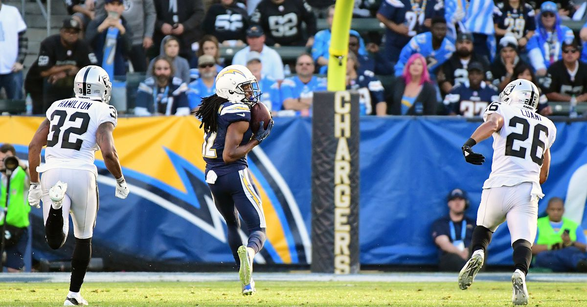 Chargers Links Travis Benjamin Was One Of Nfl S Best On