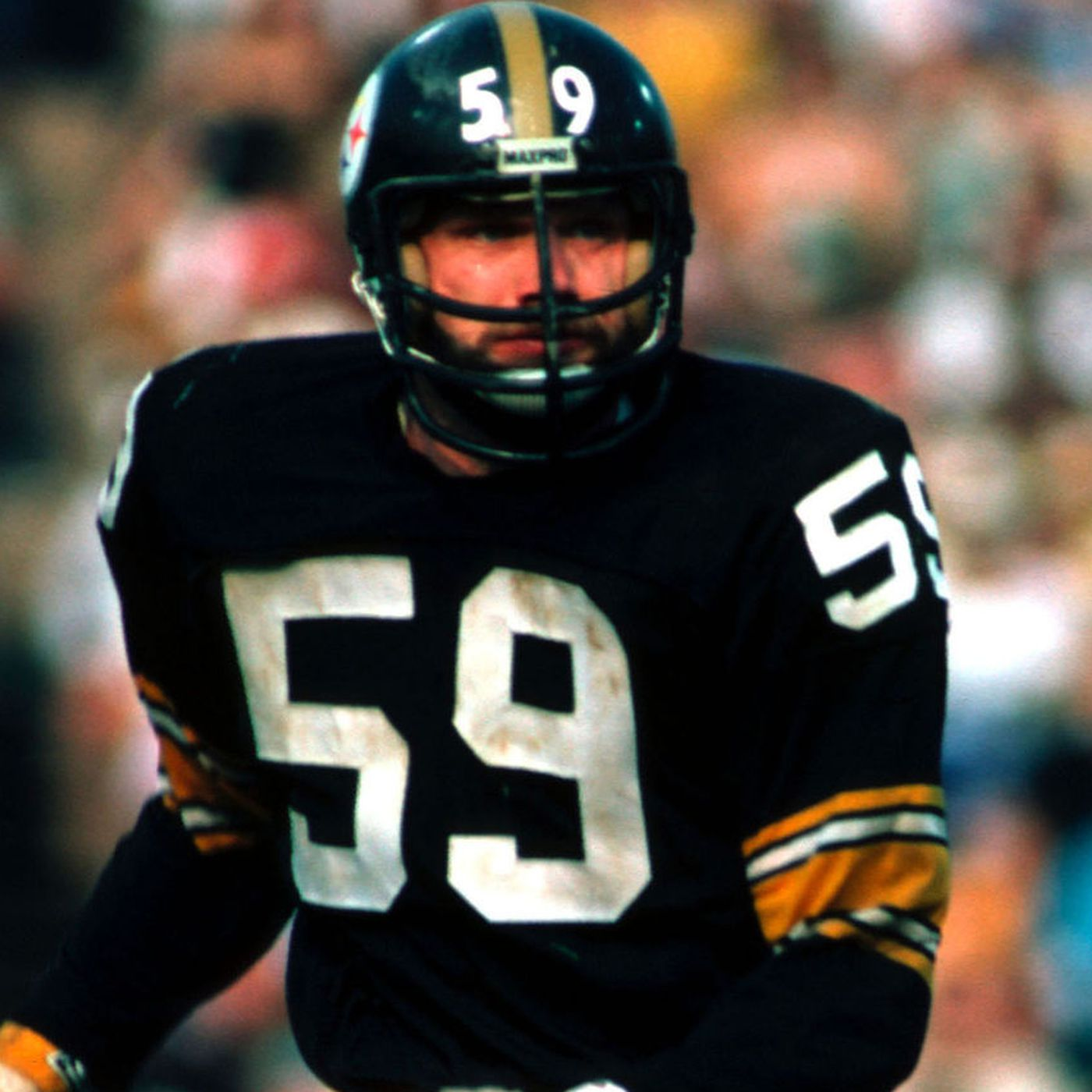 Steelers Film Room Throwback Thursday  Linebacker Jack Ham always in  position 6d2e1830d
