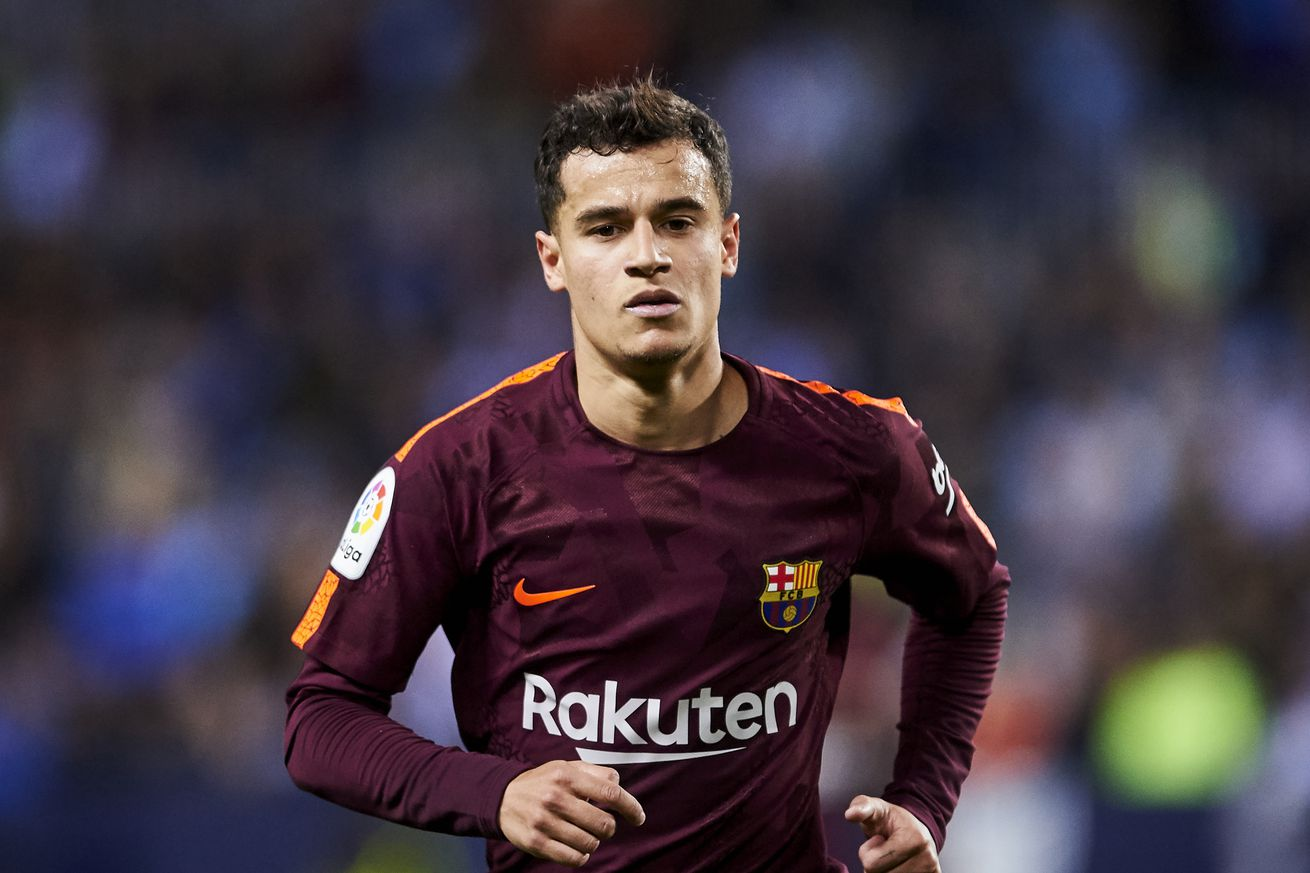 From Espanyol to Barca - the evolution of Coutinho