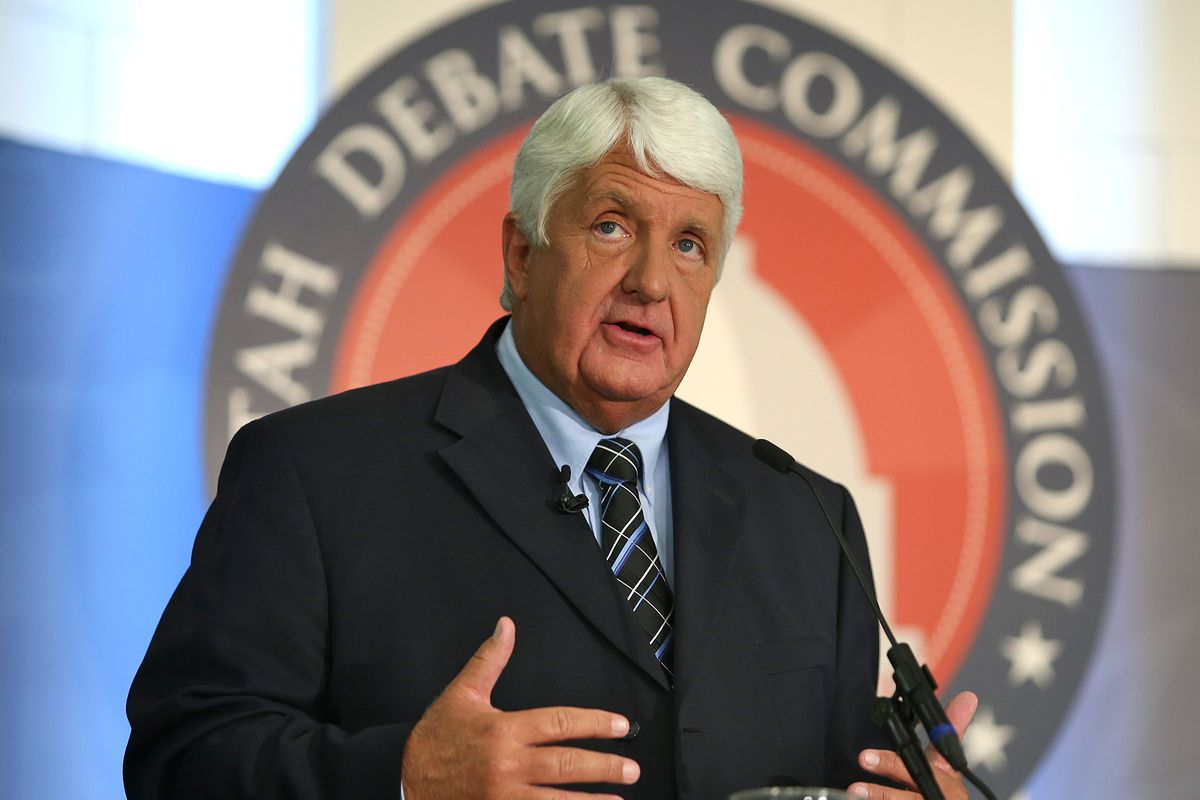 Rep. Rob Bishop, R-Utah, is not running for reelection in the 1st Congressional District, which has opened the race up to a dozen GOP hopefuls and a pair of Democrats who will be vying to advance at Saturday state party conventions.