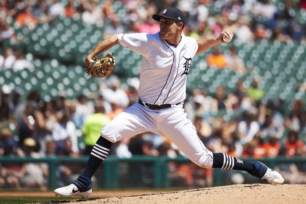 MLB: Miami Marlins at Detroit Tigers